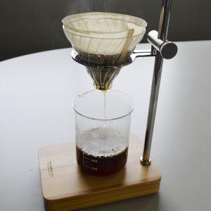 理系ビーカーコーヒー