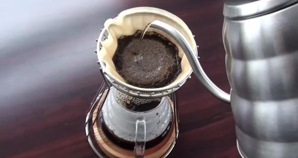 ワイヤードリッパー&スタンド「コーヒーのおいしい淹れ方」