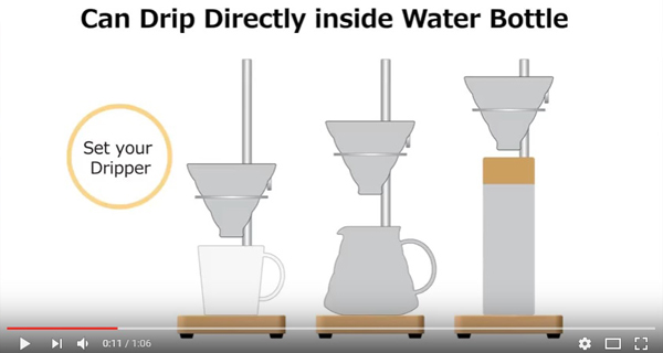 "How to Brew ""The Perfect Cup"" of Coffee Drip Stand"